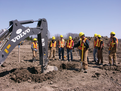 how to become a heavy equipment operator in ontario