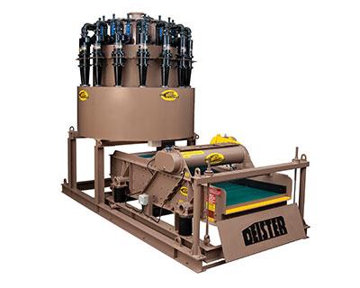 deister machine