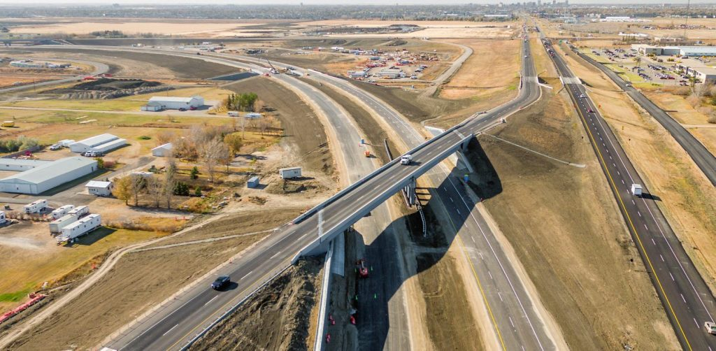 VINCI opens bypass around Regina
