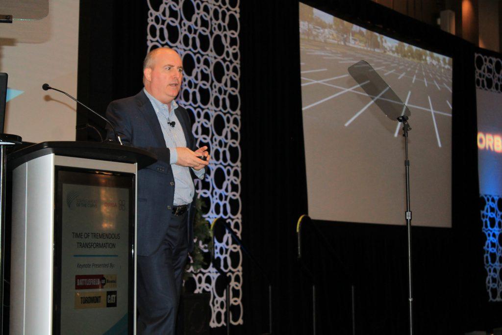 Disruptive Innovation at ORBA 2020