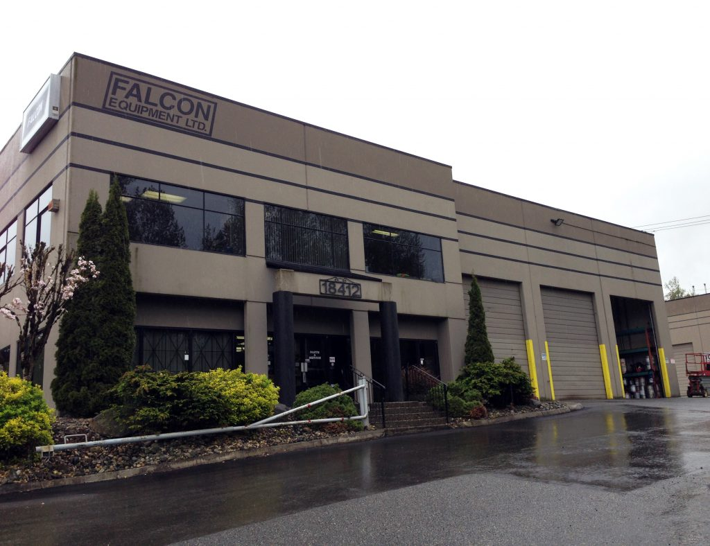 Falcon Equipment continues to grow and adapt