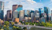 Calgary begins work on road and bridge