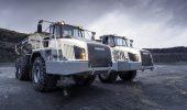 Terex Trucks Hillhead Digital launch hauler