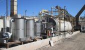 X-VOCS hot asphalt odour elimator