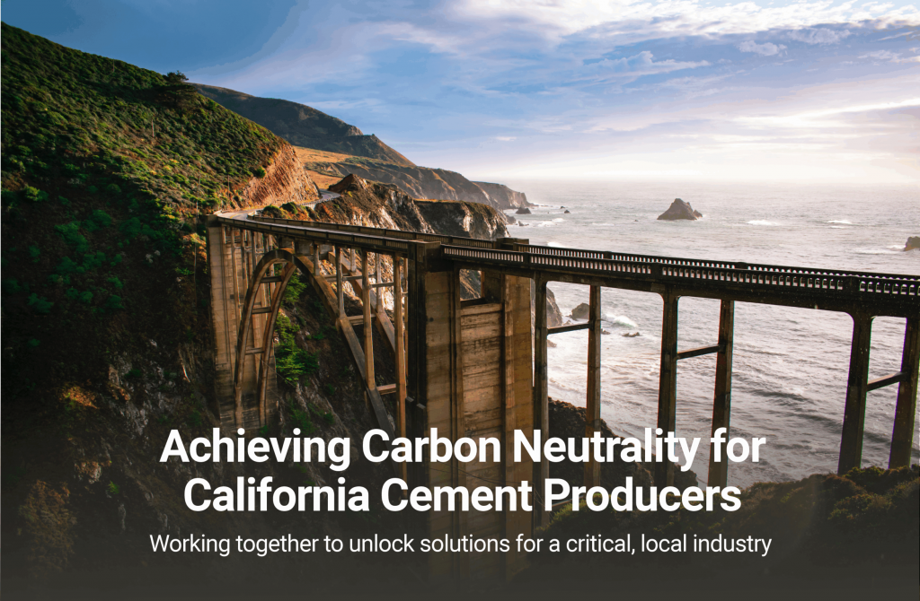 California carbon neutral net zero