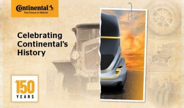 Continental 150th year