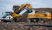Liebherr excavator 976